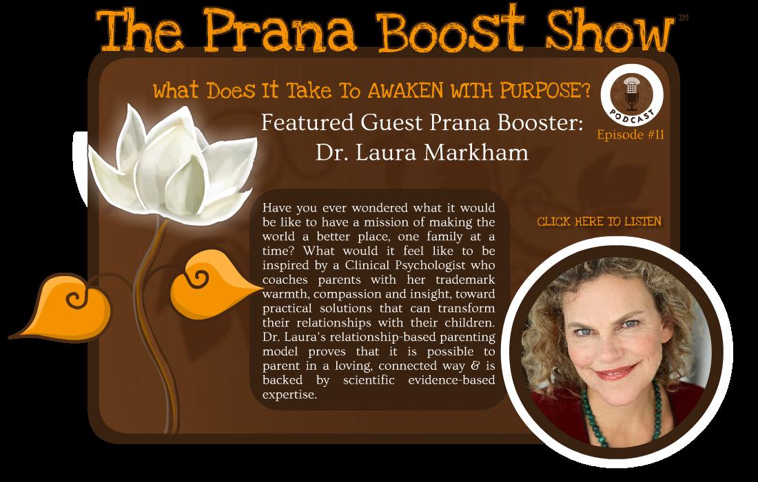 Dr. Laura Markham - Interview