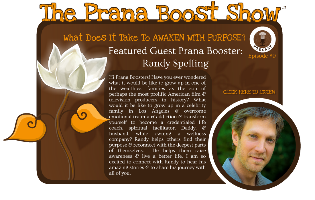 Randy Spelling - Interview
