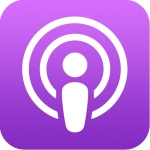podcast itunes logo