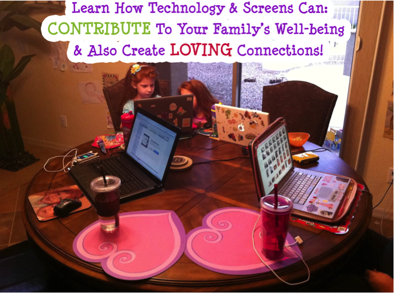 5 Ways Screens & Technology Actually Bring Our Family Closer Together